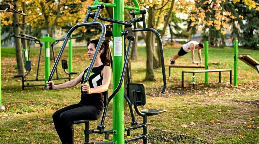 Creating an Outdoor Gym: What Are The Benefits?